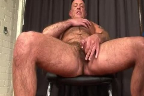 Hunk strong guy jack off Interview