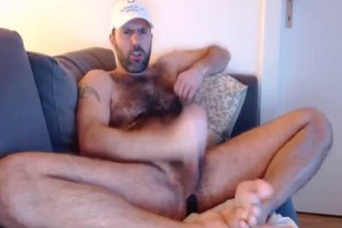 hairy Budy jerk off Cumming Load