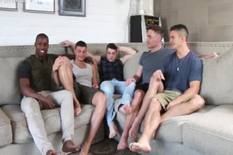 'Sexiest Muscle men On PornHub acquire A Star Studded homo orgy together. One For The Books!'