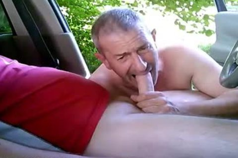 kinky homo boys On Car Have Some Public And Outdoor Sex