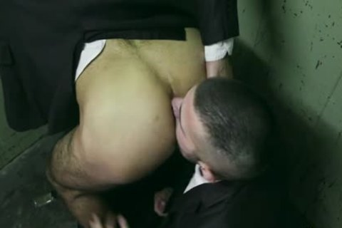 guys In Suit lovely banging