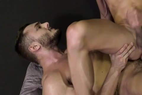 Hung Muscled dude's Using hoe's horny  aperture