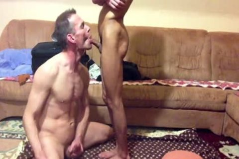 Ali 1 - Hung White stud bangs nice-looking Arab lad bareback & Cums In His wazoo
