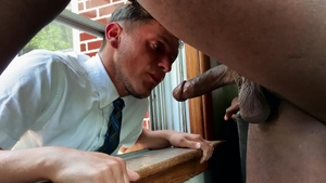 Drill My Hole: American Ty Shine rushes nailing