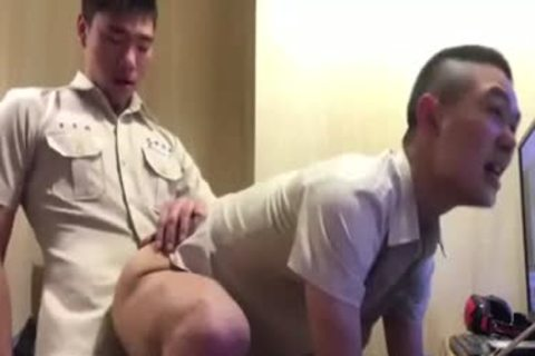 Two horny Taiwanese Have Sex