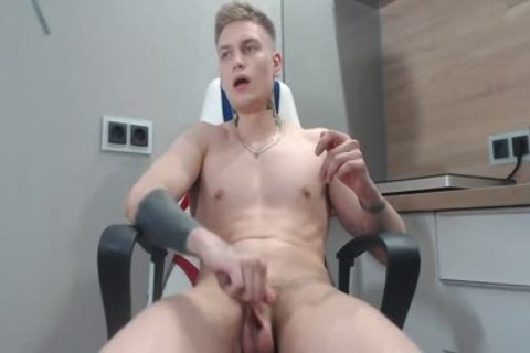 Russian twink Alex Wants To cum With you