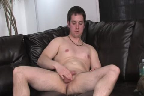 kinky Daddy Jerks Off On webcam