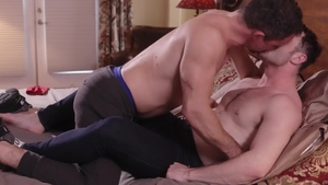 Icon Male - Couple Michael Boston smashed by Jesse Zeppelin