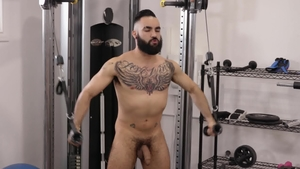 IconMale - Blowjobs with latin Max Adonis escorted by Zaddy