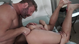 IconMale.com - College guy Colby Jansen anal in HD