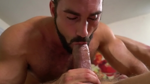 IconMale: Hairy Jaxton Wheeler with Max Stark fantasy rimjob