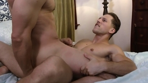 IconMale.com - Muscle Roman Todd mature ass to mouth scene