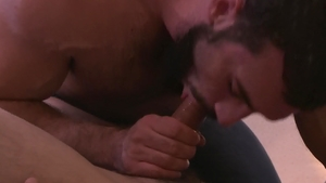IconMale.com: Hairy Rodney Steele reality anal sex blowjob cum