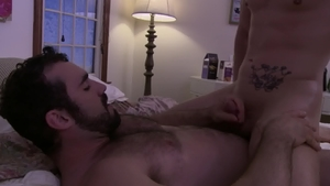 IconMale: Muscled gay Jaxton Wheeler gets hard slamming in HD