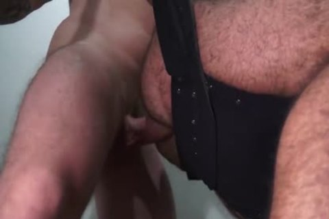 My 10 Inches - plowing Teddy Torres By Rocco Steele