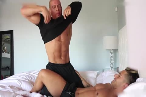 Muscle hammer Gio Lockwood And Sean Costin