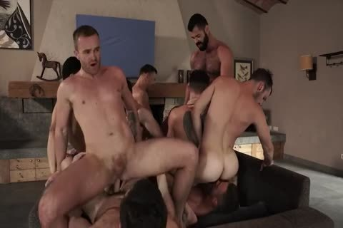 11 men raw fuckfest juicy raw nail