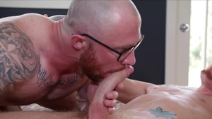 Next Door Raw - Dacotah Red getting a facial video