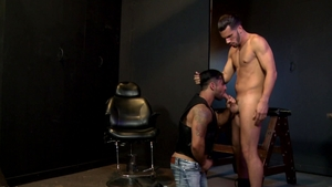 Extra Big Dicks: Gay Bruno Bernal have big penis
