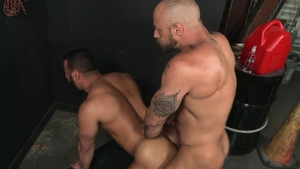 ExtraBigDicks.com - Muscle Tony Orion getting a facial porn