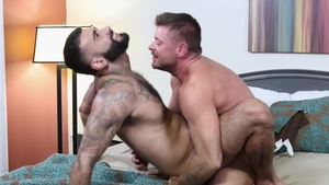 Extra Big Dicks - Jack Andy with Rikk York rimming