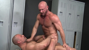 MenOver30 - Killian Knox kissing each other sex tape
