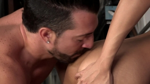 DylanLucas.com - Brunette Jimmy Durano loves sucking dick