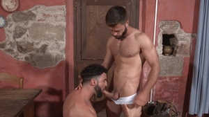 HotHouse - Orgasm with Hector De Silva and Abraham Al Malek