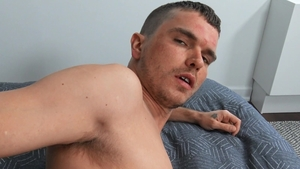 Str8Chaser - American Joel Mason goes in for rough nailing