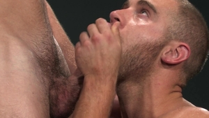 RagingStallion.com: Shawn Wolfe & Woody Fox hard rimming