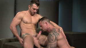 Raging Stallion: Latino Seven Dixon rimming