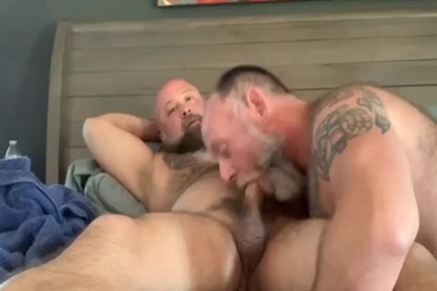 dirty Daddy Bottoms For His Daddybear