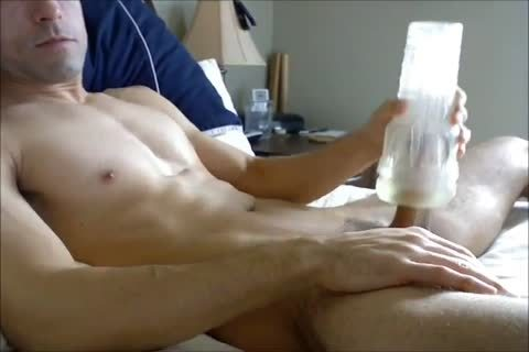 long Session with Fleshlight