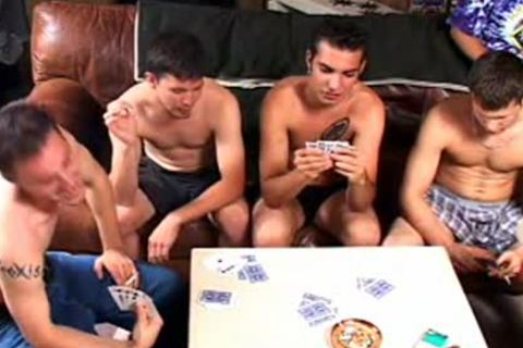 there're no losers in homo disrobe poker :P