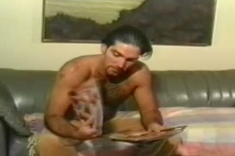 Great vintage sex scene with great action