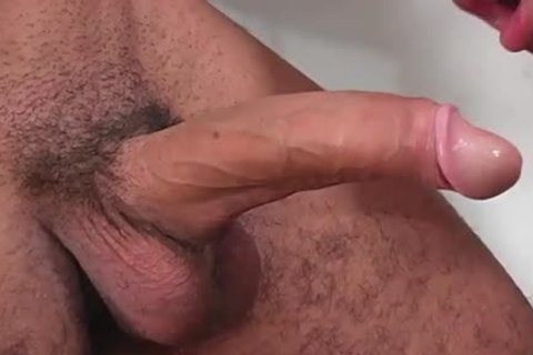 bawdy latino fucks his man painfully doggy style
